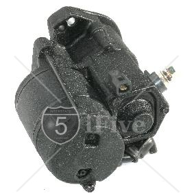 1.2 KW High Torque Big Twin Starter 1994-2006 Black Wrinkle Finish
