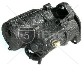 1.4 KW High Torque Big Twin Starter 1994-2006 Black Wrinkle Finish